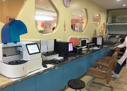 九陆儿科微量元素分析仪为何能进社区医院?